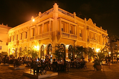 Cartagena Is For Food Lovers