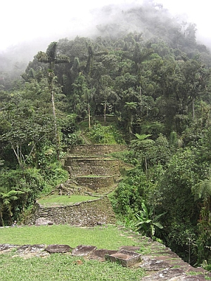 The Lost City Of Colombia?